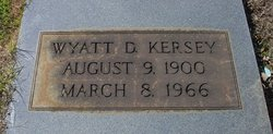 Wyatt D. Kersey