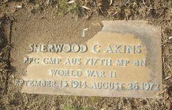 Pvt Sherwood Akins