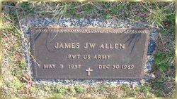 Pvt James Wendell Allen