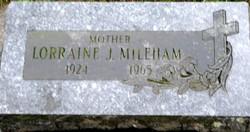 Jeannette Lorraine <i>Kern</i> Mileham