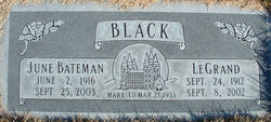 LeGrand Black