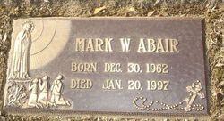 Mark W. Abair