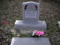 Norma Jean Blalock