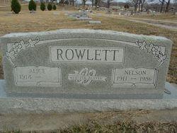 Floyd Nelson Rowlett