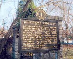 Berrytown Cemetery