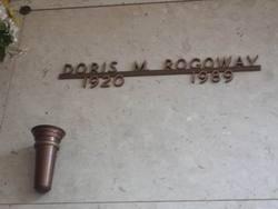 Doris M Dodie <i>Schlatch</i> Rogoway