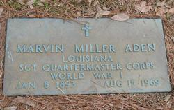 Marvin Miller Aden