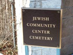 Jewish Community Center Cemetery