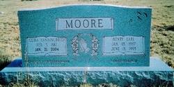 Cuma Anna <i>Burris</i> Moore