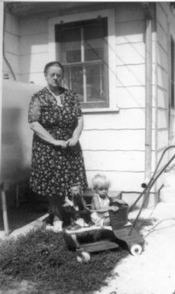 Agnes Henrietta <i>Dahlin</i> Soder