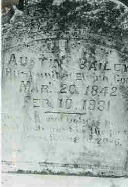 Austin David Bailey