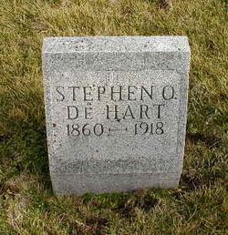 Stephen O DeHart