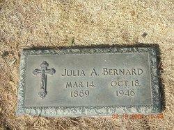 Julia A <i>Phelan</i> Bernard