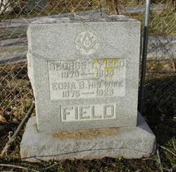 Edna B Field
