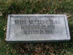 Belle <i>McClure</i> Bush
