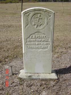 Keith Butler Perry