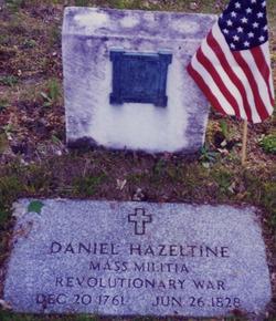 Daniel Hazeltine