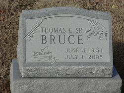Thomas E. Bruce, Sr