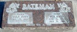 Rex Allen Bateman