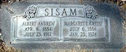 Albert Andrew Sisam