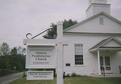 Omena Presbyterian Church Cemetery