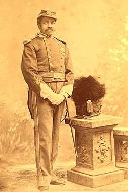 Sgt Maj Christian Abraham Fleetwood