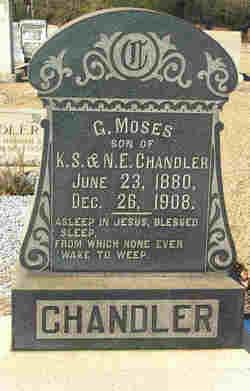 G Moses Chandler