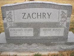 Abner Daniel Zachry
