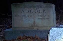Edna Grace <i>Callahan</i> Adcock
