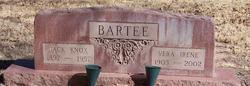 Jack Knox Bartee