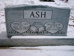 Mildred M. <i>Wishon</i> Ash