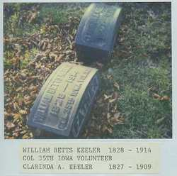 Col William Betts Keeler