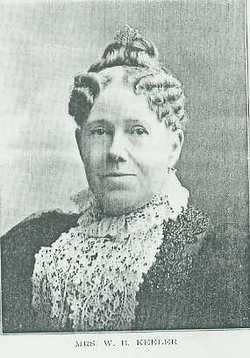 Clarinda A. <i>Covell</i> Keeler