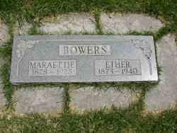 Maraettie Bowers