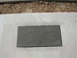 CPO Gilbert V. Collier