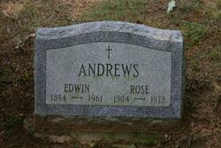 Edwin B Andrews