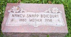 Nancy <i>Snapp</i> Boicourt