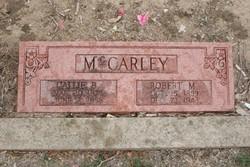 Robert Melton McCarley, Jr