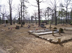 Cluster Springs Cemetery