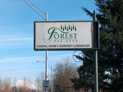 Forest Memorial Gardens
