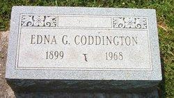 Edna G. Coddington