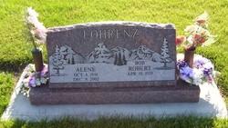 Ruth Alene <i>Reinhardt</i> Lohrenz