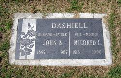 John Byard Dashiell
