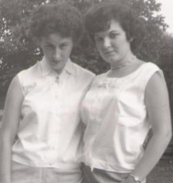 Frances Elizabeth Jackie <i>Spradlin</i> Martel