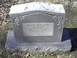 Edith Laverne <i>Watkins</i> Austin