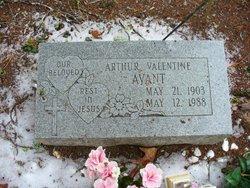 Arthur Valentine Avant