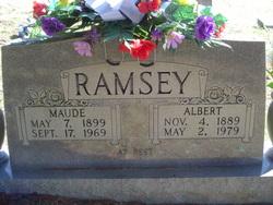 Albert Ramsey