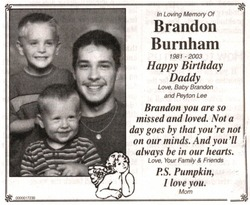 Brandon Lee Burnham