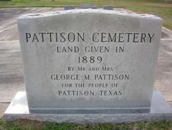 Pattison Cemetery