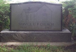 Service Chapel Cemetery
